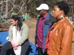 Gullah/Geechee Sustainability group visits.
