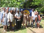 US State Department brings Latin visitors to the Gullah/Geechee Ga'dun.