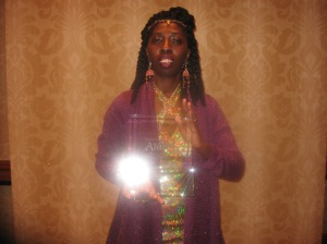 Queen Quet, Chieftess of the Gullah/Geechee Nation receives Living Legacy Award from ASALH