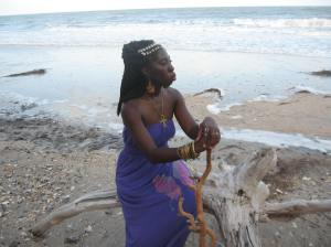 Queen Quet returns for Ooman's (Woman's) Herstory Month 03/28 by CULTURAL JOURNEYS | Blog Talk Radio