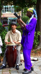 Divine Prince at Congo Square