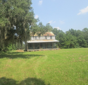 Overseers Home at Jehosee Island, SC