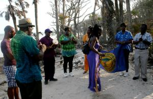 Gullah/Geechee Ancestral Tribute at Botany Bay