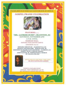 Gospel Praise at Heritage Days