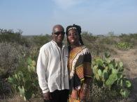 Chieftess Kwame Sha & Queen Quet, Chieftess of the Gullah/Geechee Nation