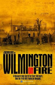 Wilmington on Fire Documentary Poster