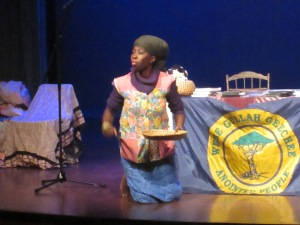 "Queen Quet Presents ""Gullah/Geechee: A Timeless Legacy"""