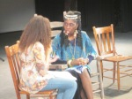 Reina Hernandez interviews Queen Quet, Chieftess of the Gullah/Geechee Nation