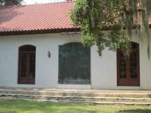 Frissell Community House at Penn Center