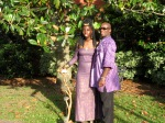 Queen Quet & Kwame Sha, Founders of the Gullah/Geechee Nation International Music & Movement Festival