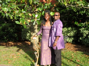 Queen Quet & Kwame Sha Gullah/Geechee International Festival Founders