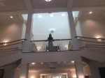 Queen Quet at Beaufort City Hall
