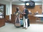 Queen Quet Receives Beaufort County Proclamation