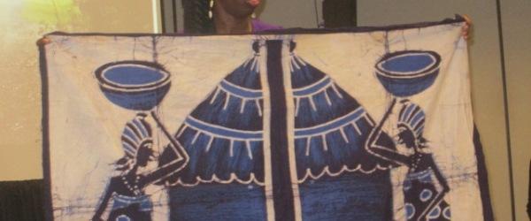 Queen Quet with Indigo Compount