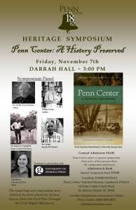 2014 Heritage Days Symposium