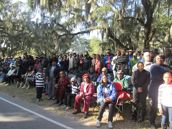 Heritage Days Parade on St. Helena Island