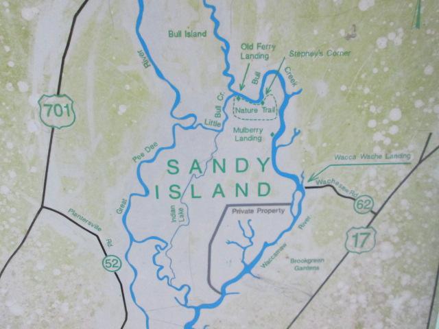 Pawleys Island South Carolina Map.Gullah Geechee Journey To Sandy Island With Queen Quet Gullah