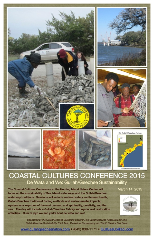 Coastal Cultures Conference 2015 Poster