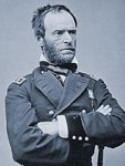 Union Major-General William T. Sherman