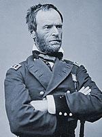 Union Major-General William T. Sherman