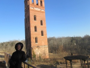 Queen Quet, Chieftess of the Gullah/Geechee Nation (www.QueenQuet.com) at Glendale Mills which was a cotton factory in the Spartanburg, SC area.