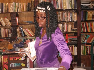 Queen Quet at De Gullah/Geechee Alkebulan Archive