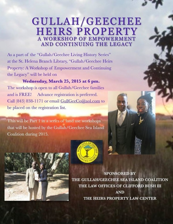Heirs Property Empowerment Workshop