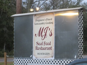 MJ's Soul Food Restaurant