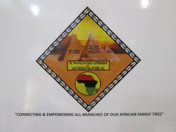 Pan African Family Empowerment & Land Network, Inc. Logo