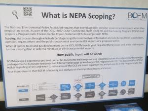 NEPA Scoping
