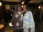 Elder Louise Miller Cohen & Queen Quet of the Gullah/Geechee Nation