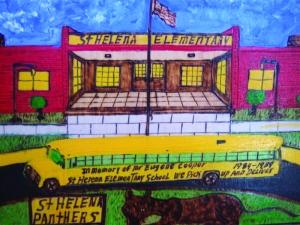 Gullah/Geechee Artist Johnnie Simmons- Art