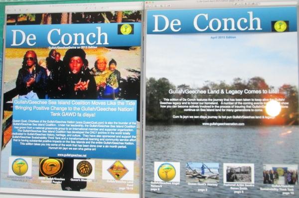 De Conch Opens 2015