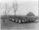 Gullah/Geechee Children Leading the First Memorial Day