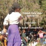 Hunnuh Hafa Shout Sumtime!!! by Queen Quet & De Gullah Cunneckshun
