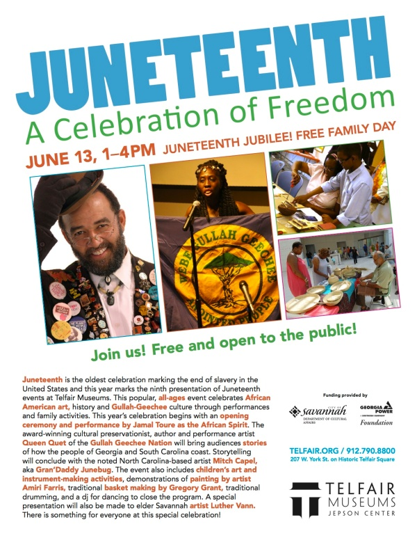 Juneteenth at the Jepson 2015