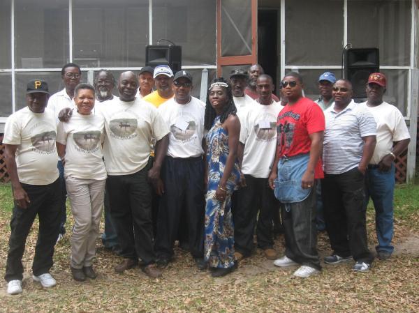 Gullah/Geechee Fishing Association Members Celebrate!