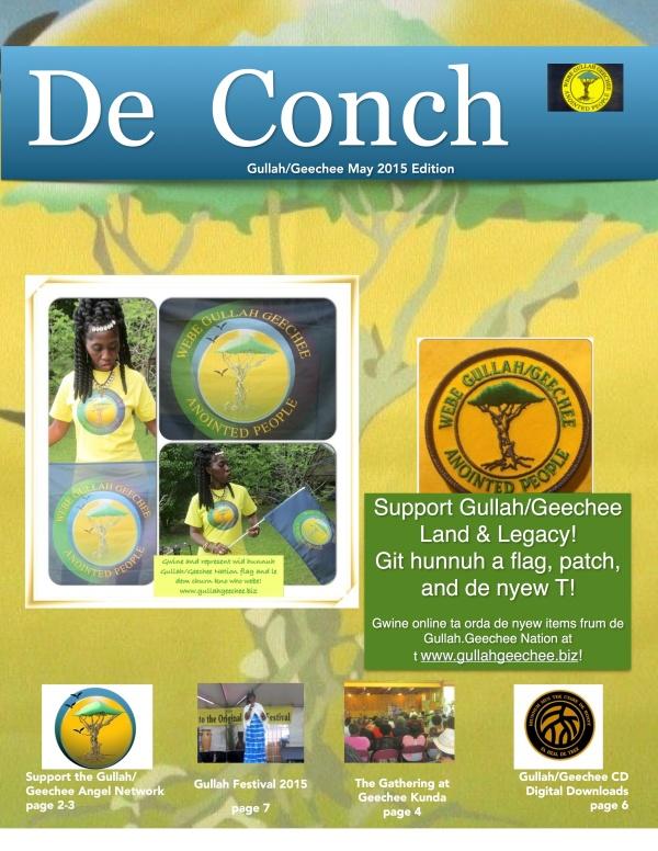 De Conch May 2015