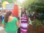 Queen Quet, Chieftess of the Gullah/Geechee Nation (www.QueenQuet.com) was part of those their to witness Summerville setting the world's largest tea record in Dorchester County, SC in the Gullah/Geechee Nation.