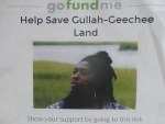 Save Gullah/Geechee Land Poster