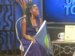 Queen Quet on Talk of the Town