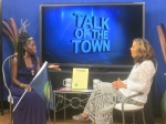"""Queen Quet on WHHI's """"Talk of the Town"""""""