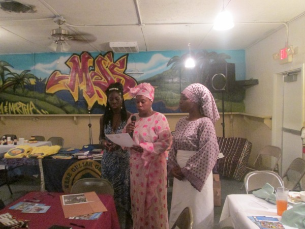 Oyotunji African Village Proclaims Gullah/Geechee Nation Appreciation Night