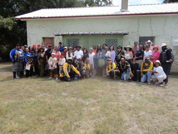 Queen Quet & Seminole Family 2015