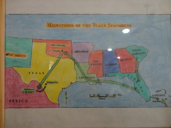 Seminole Journey from the Gullah/Geechee Nation