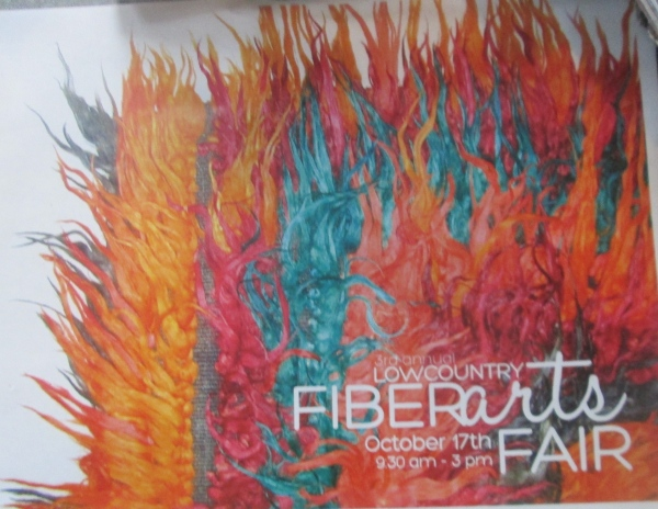 3rd Annual Lowcountry Fiber Fair