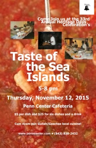 Taste of the Sea Islands