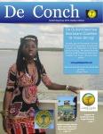 De Conch 2015 Golden Edition Cover