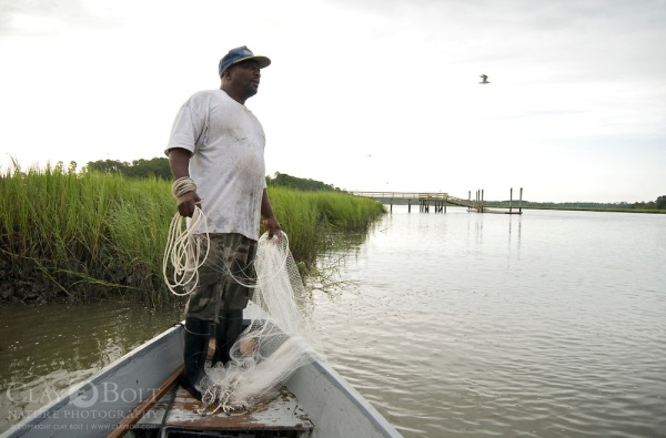 Ed Atkins is the last member of the Gullah Geechee nation to pra