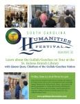 Queen Quet Beaufort Humanities Festival Poster